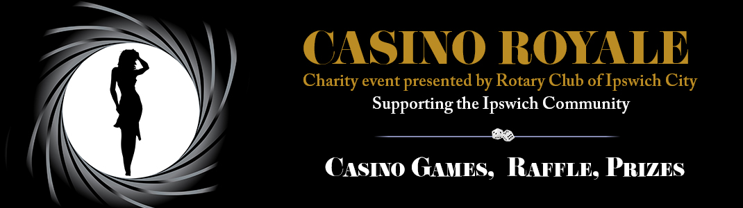 Casino Royale charity event 24 April 2021